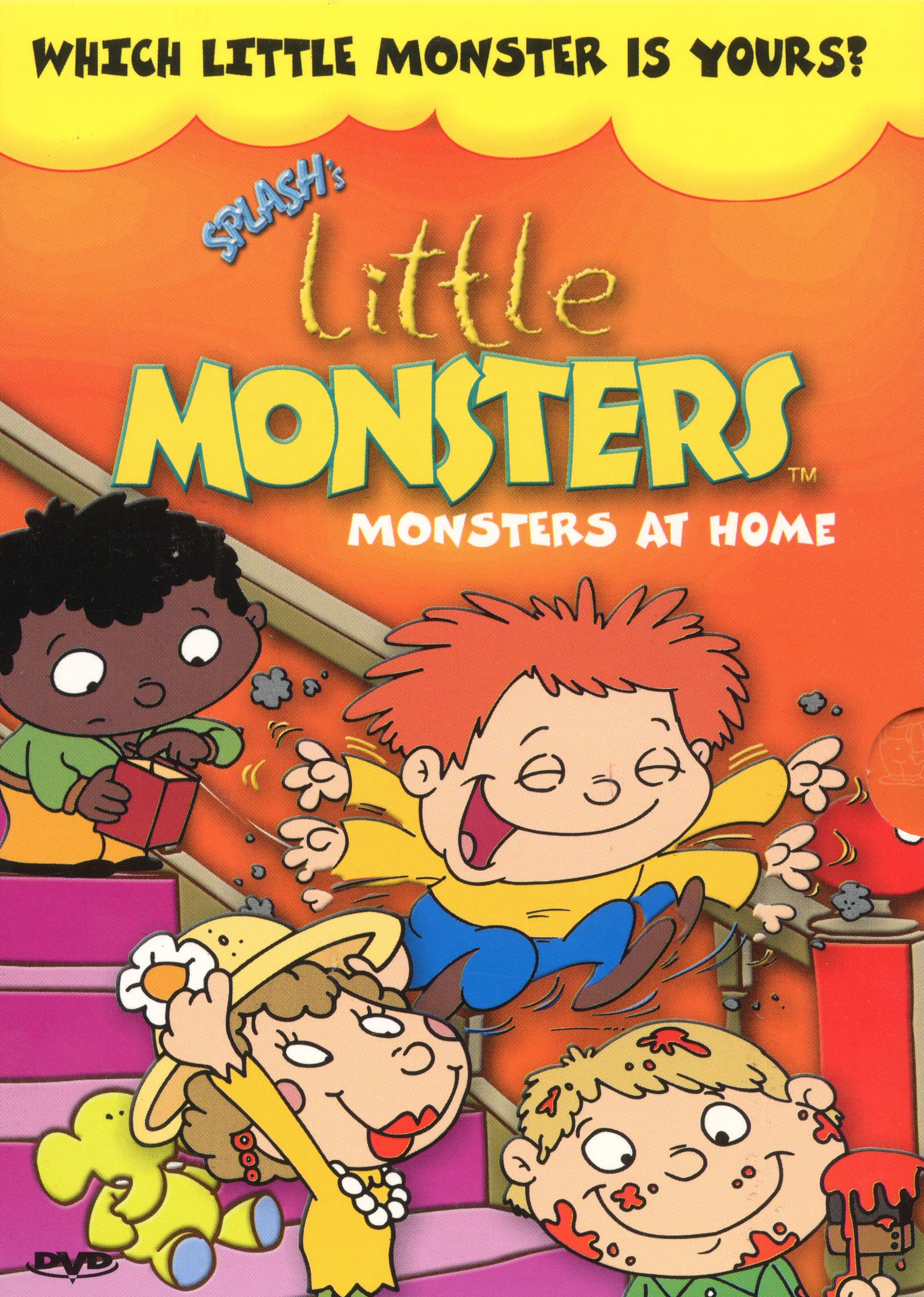 Little Monsters: Monsters at Home