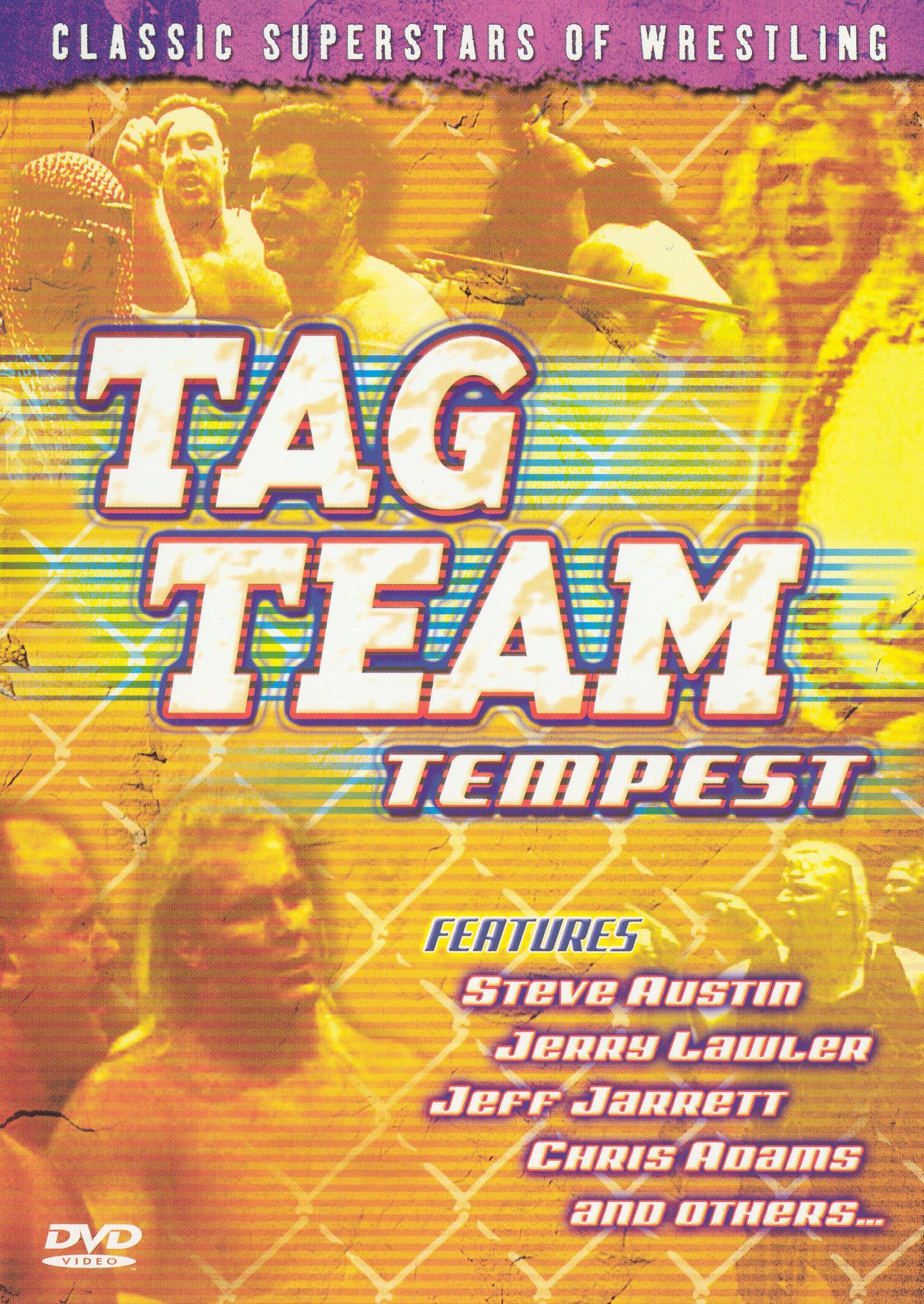Classic Superstars of Wrestling: Tag Team Tempest