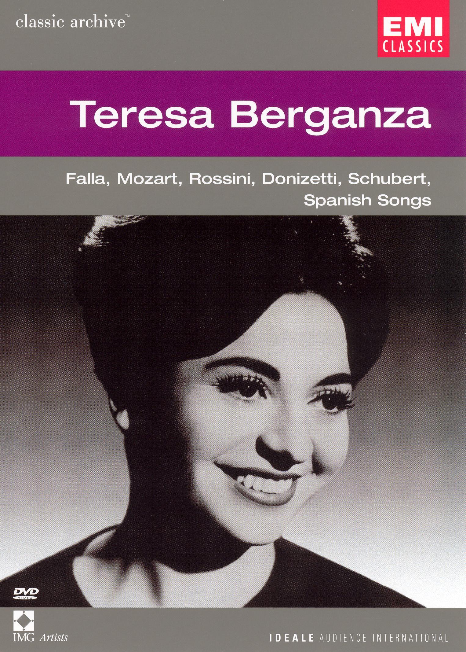 Classic Archive: Teresa Berganza