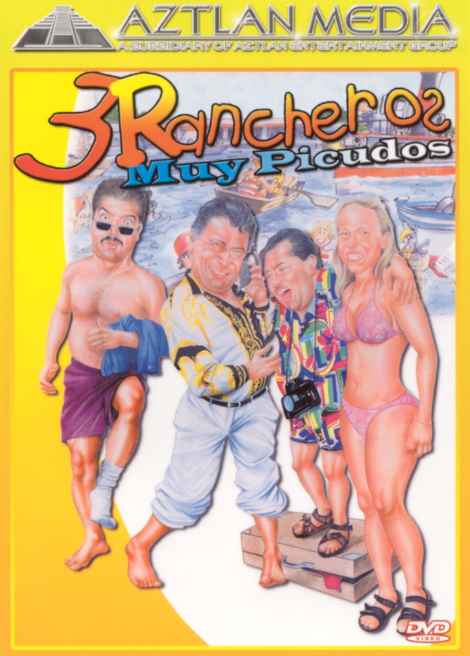 3 Rancheros Muy Picudos