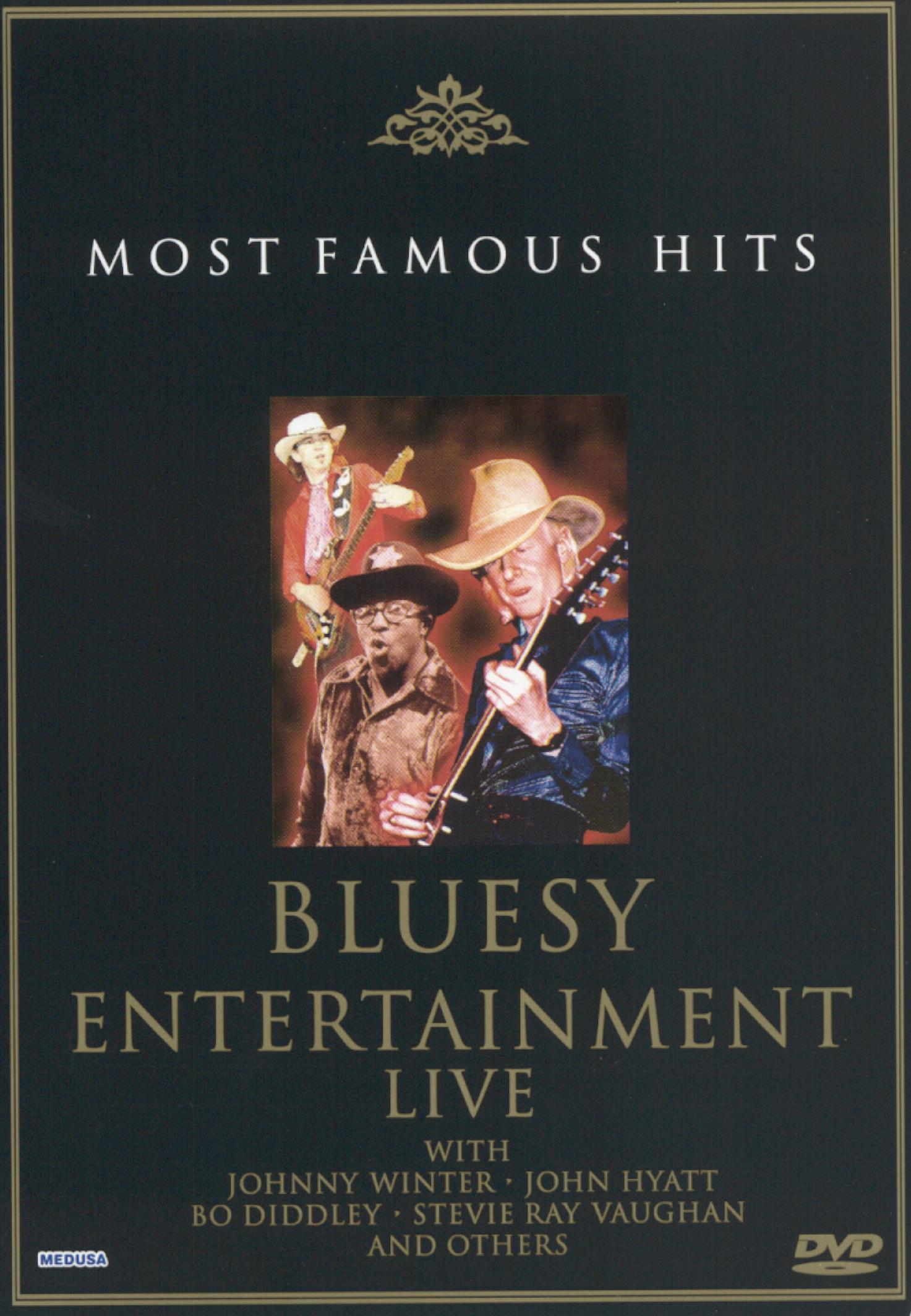 Most Famous Hits: Bluesy Entertainment - Live