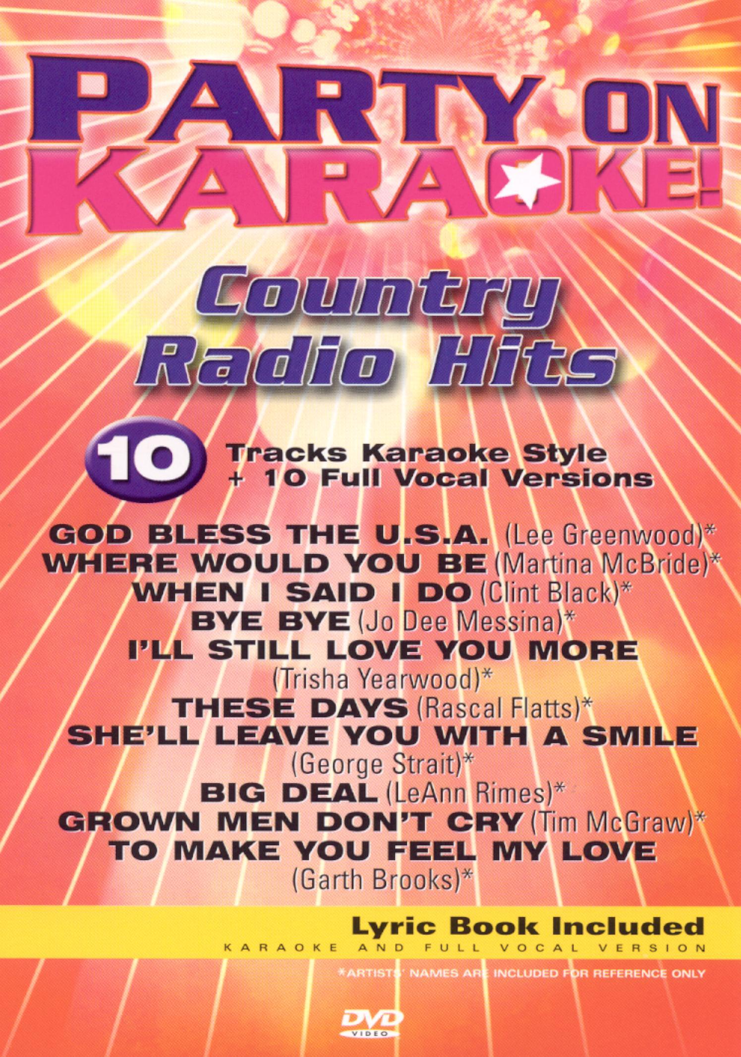 Country Radio Hits