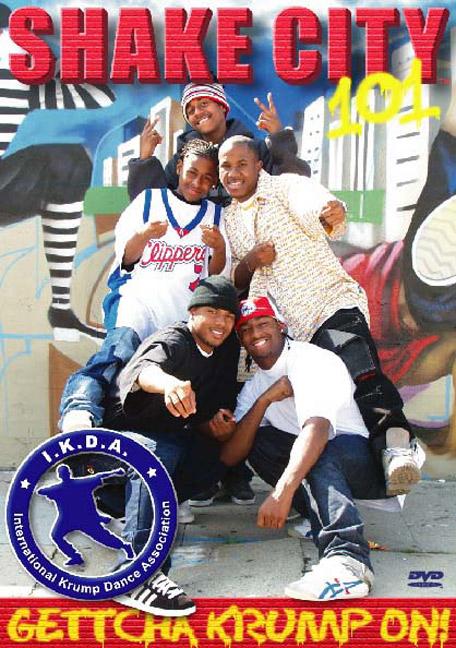 Shake City 101: Gettcha Krump On!