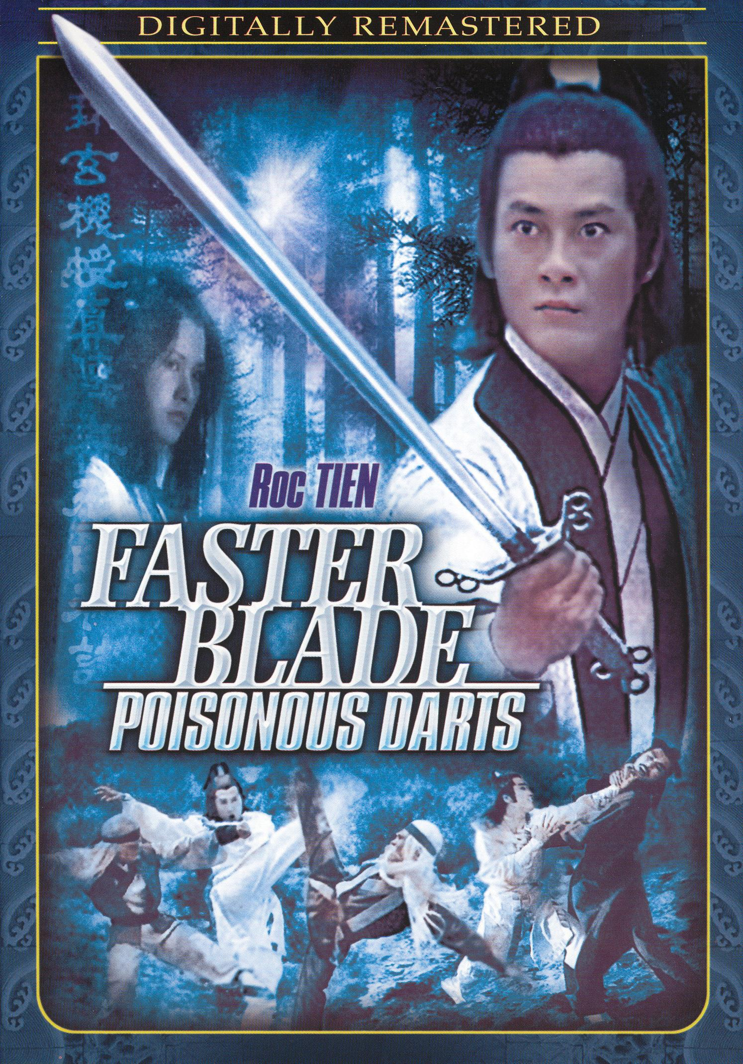 Faster Blade, Poisonous Darts