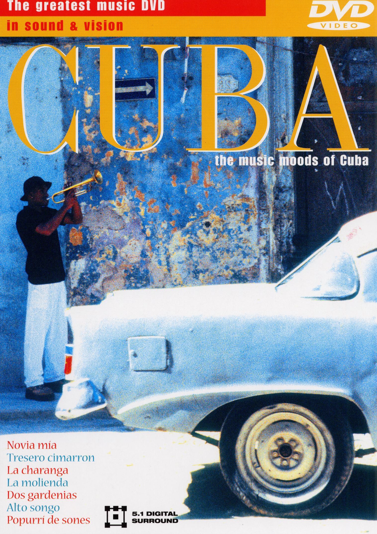 Cuba: The Music Moods of Cuba