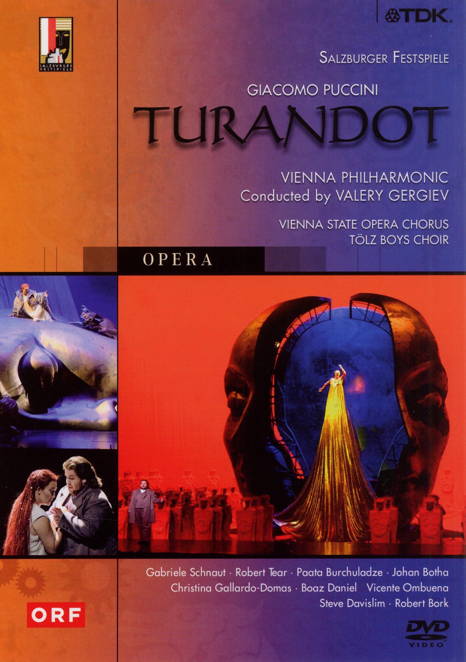 Turandot (Vienna Philharmonic)