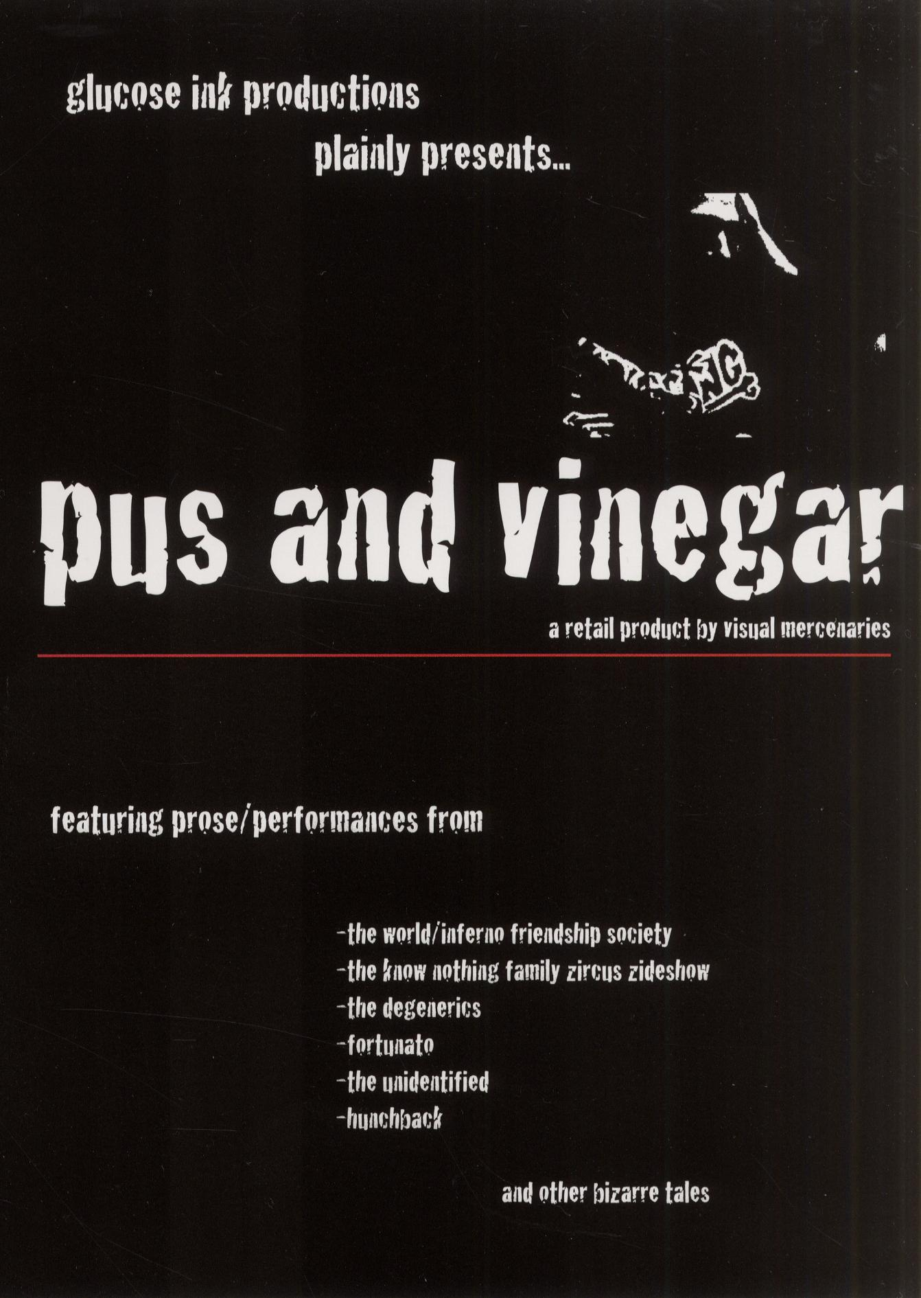Pus and Vinegar