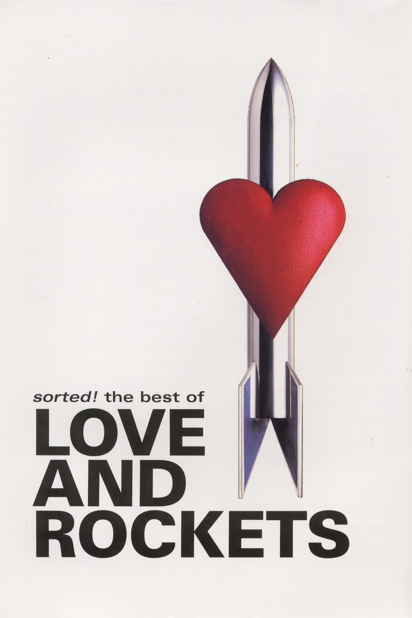 Love and Rockets: Sorted! - The Best of Love and Rockets