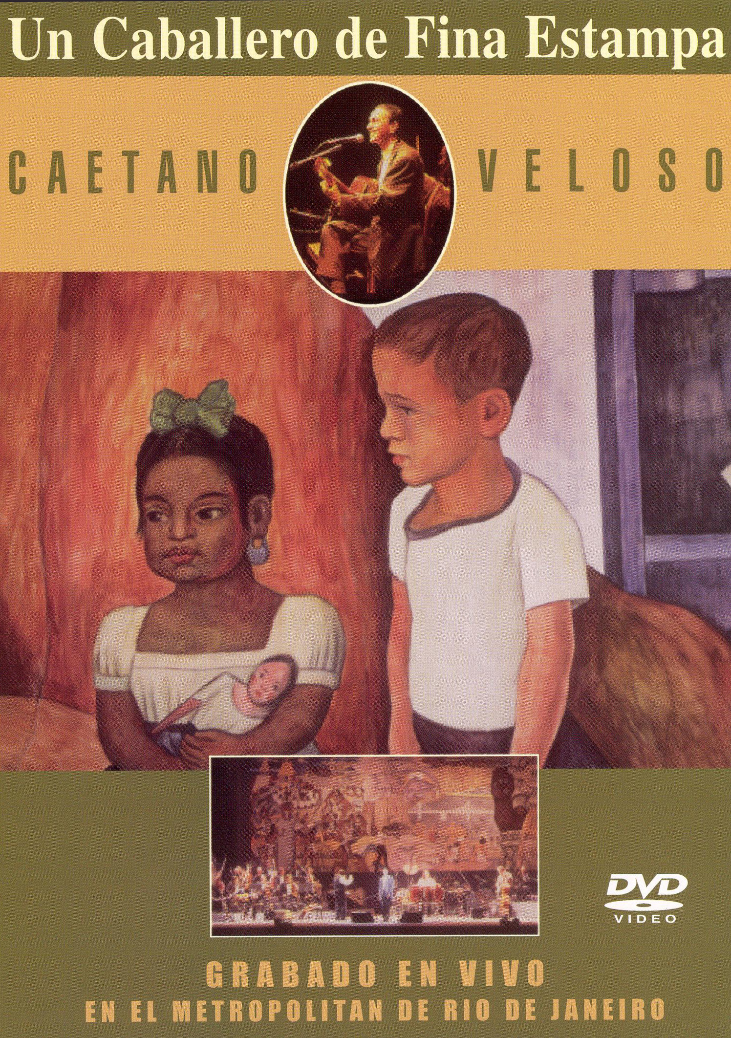 Caetano Veloso: Un Caballero de Fina Estampa