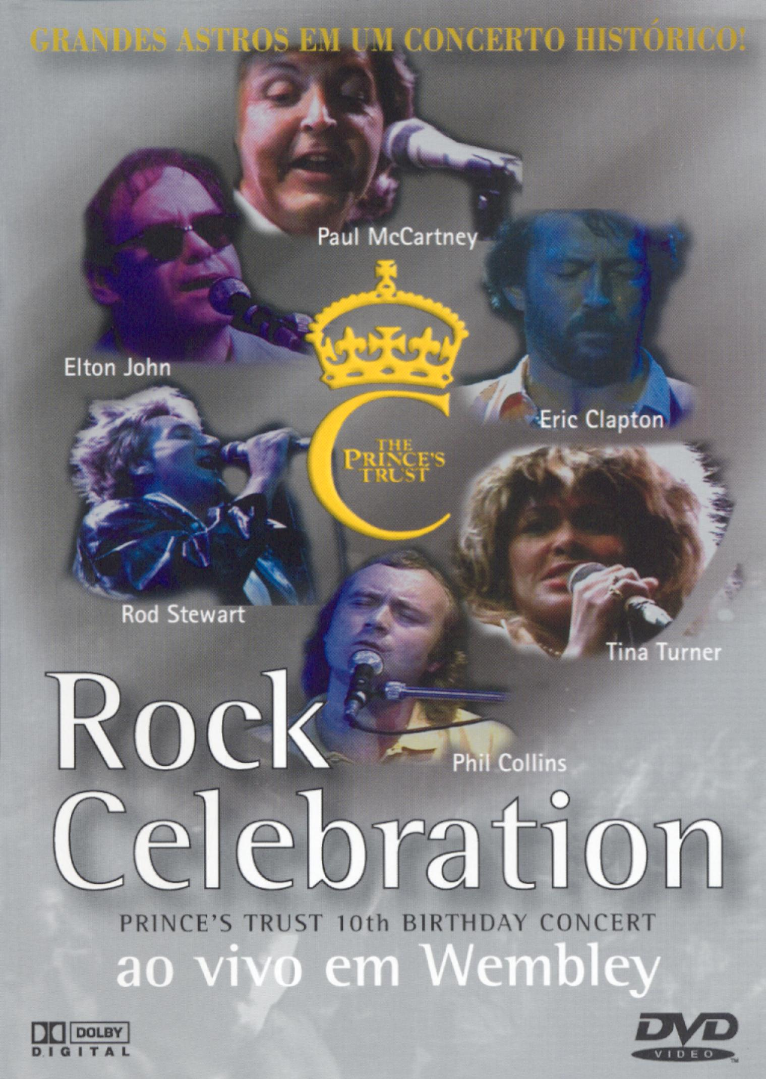 Rock Celebration: Ao Vivo em Wembley