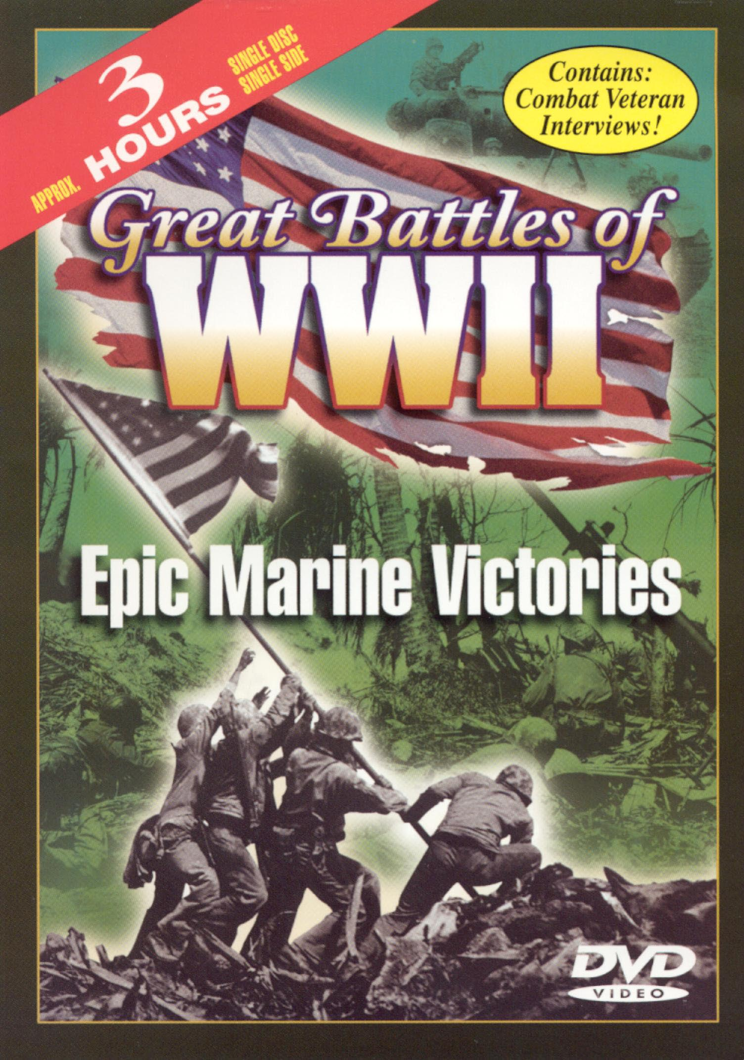 Great Battles of WWII: Epic Marine Victories