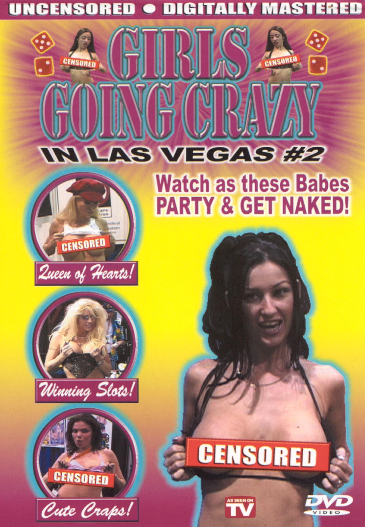 Girls Going Crazy In Las Vegas, Vol. 2