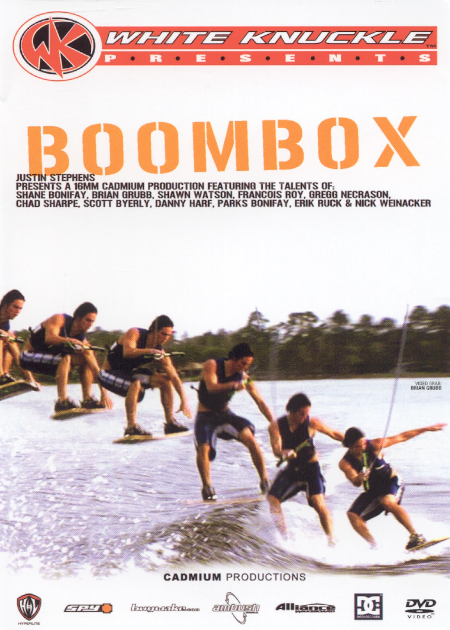 White Knuckle Extreme: Boombox