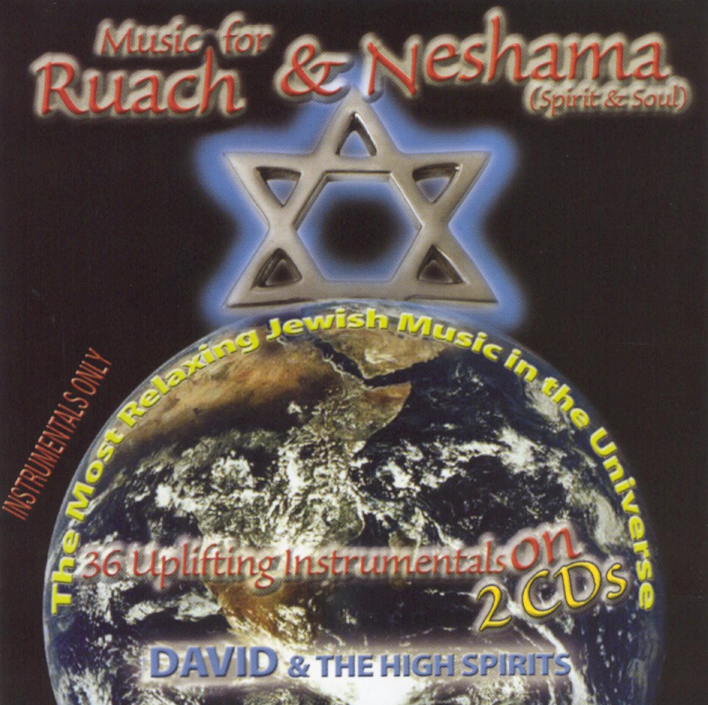 David and the High Spirits: Music For Ruach and Neshama