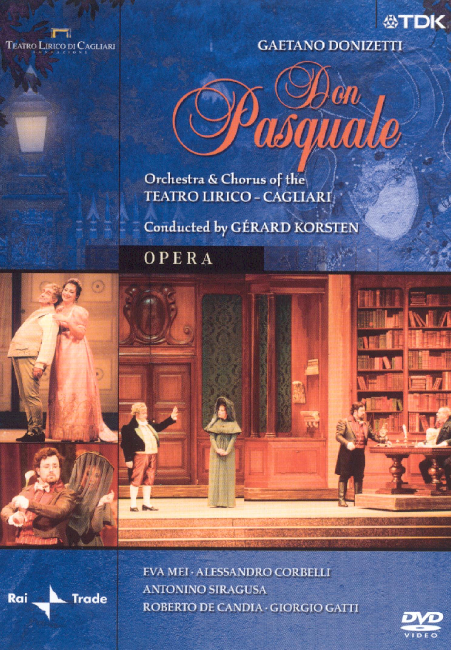 Don Pasquale (Teatro Lirico di Cagliari)