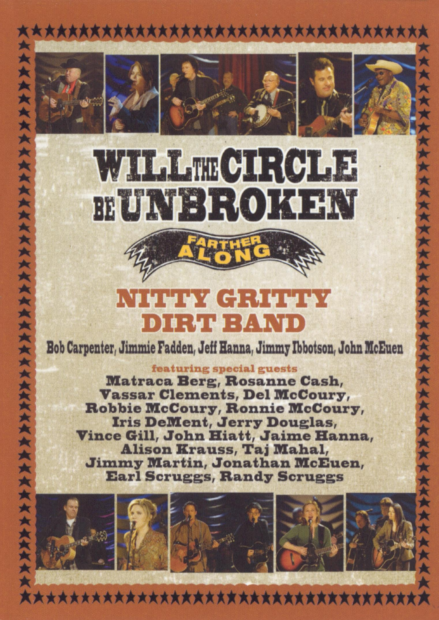 Nitty Gritty Dirt Band: Will The Circle Be Unbroken - Farther Along