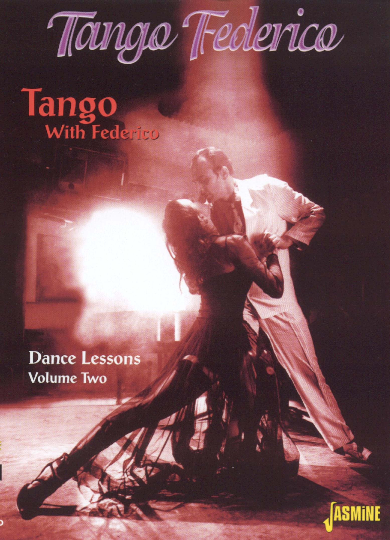Tango With Federico: Dance Lessons, Vol. 2