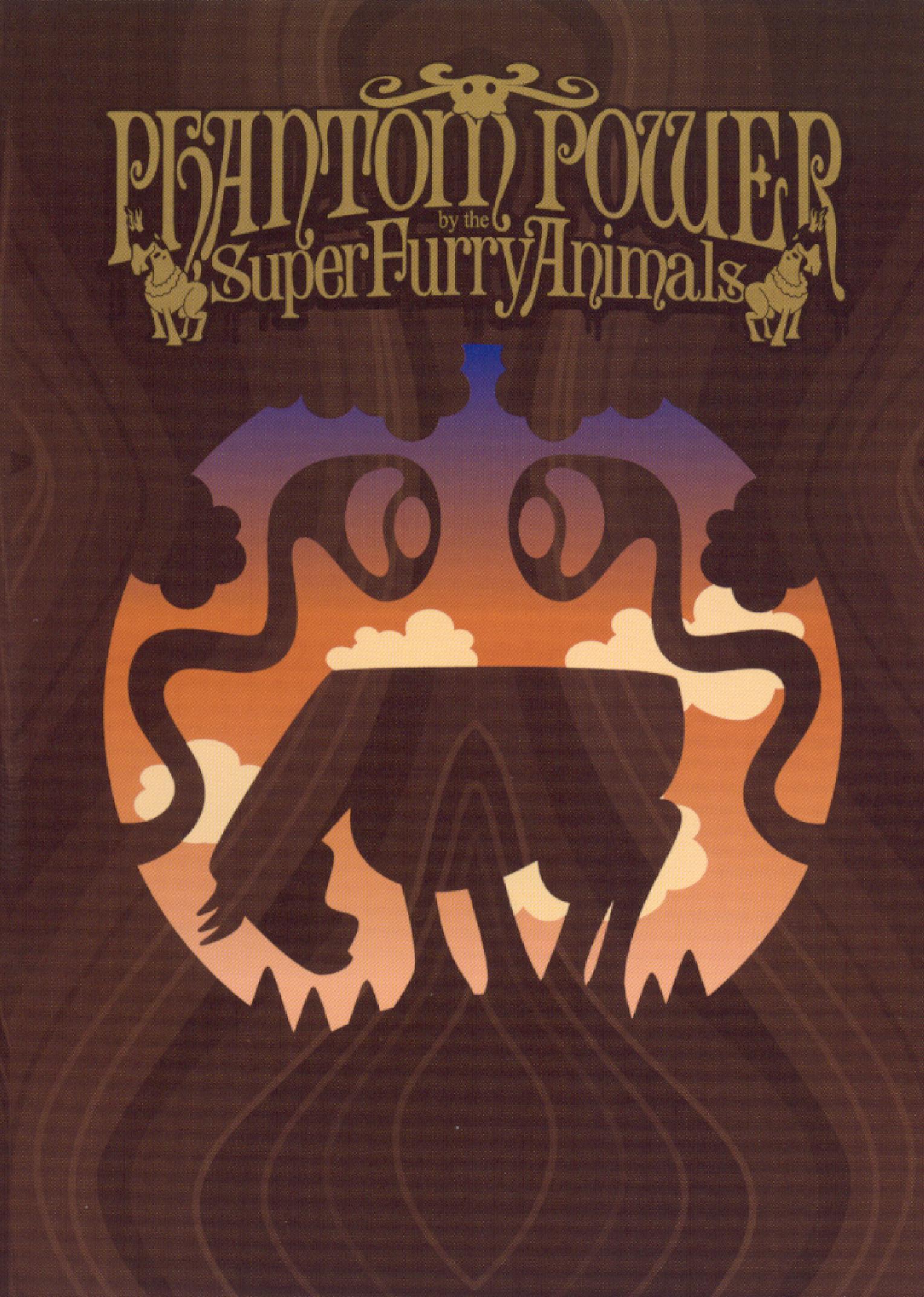 Super Furry Animals: Phantom Power