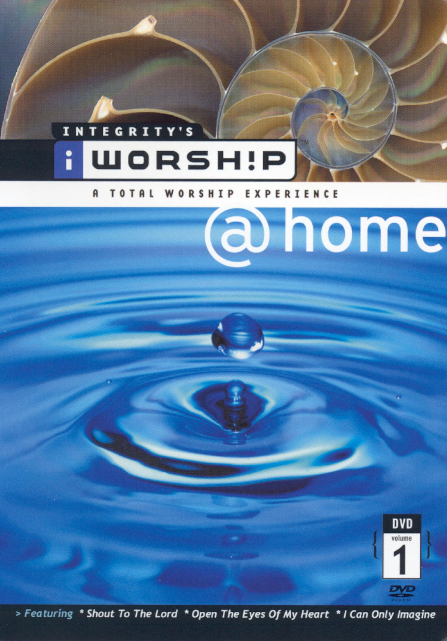 iWorship @ Home, Vol. 1