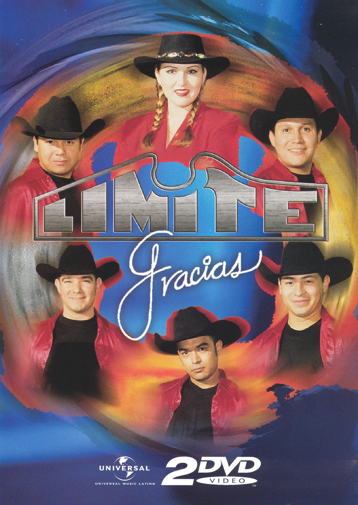 Grupo Limite: Gracias - 1995-2003