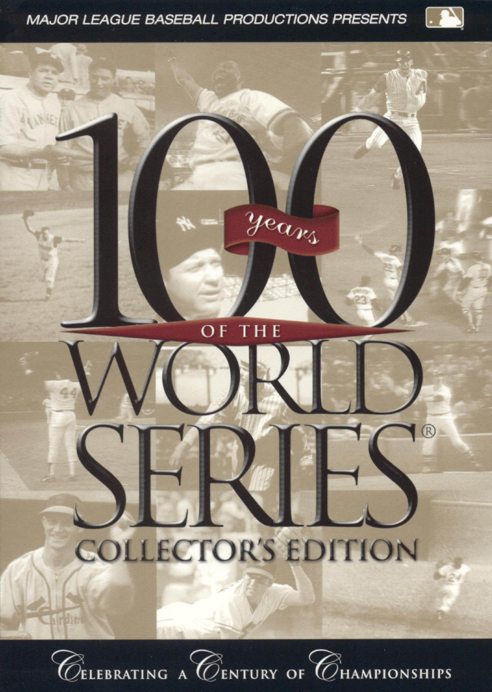 MLB: 100 Years of the World Series
