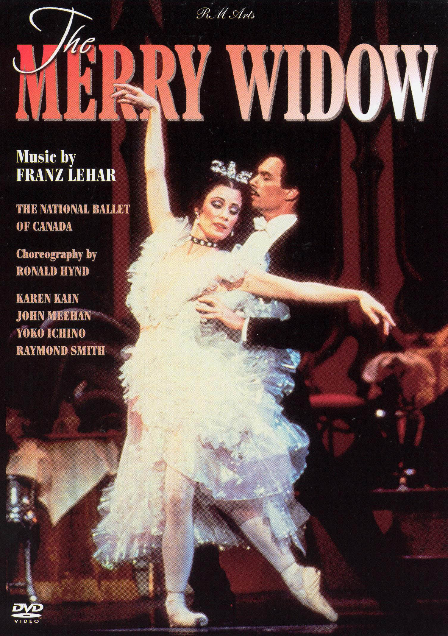 The Merry Widow (National Ballet of Canada)
