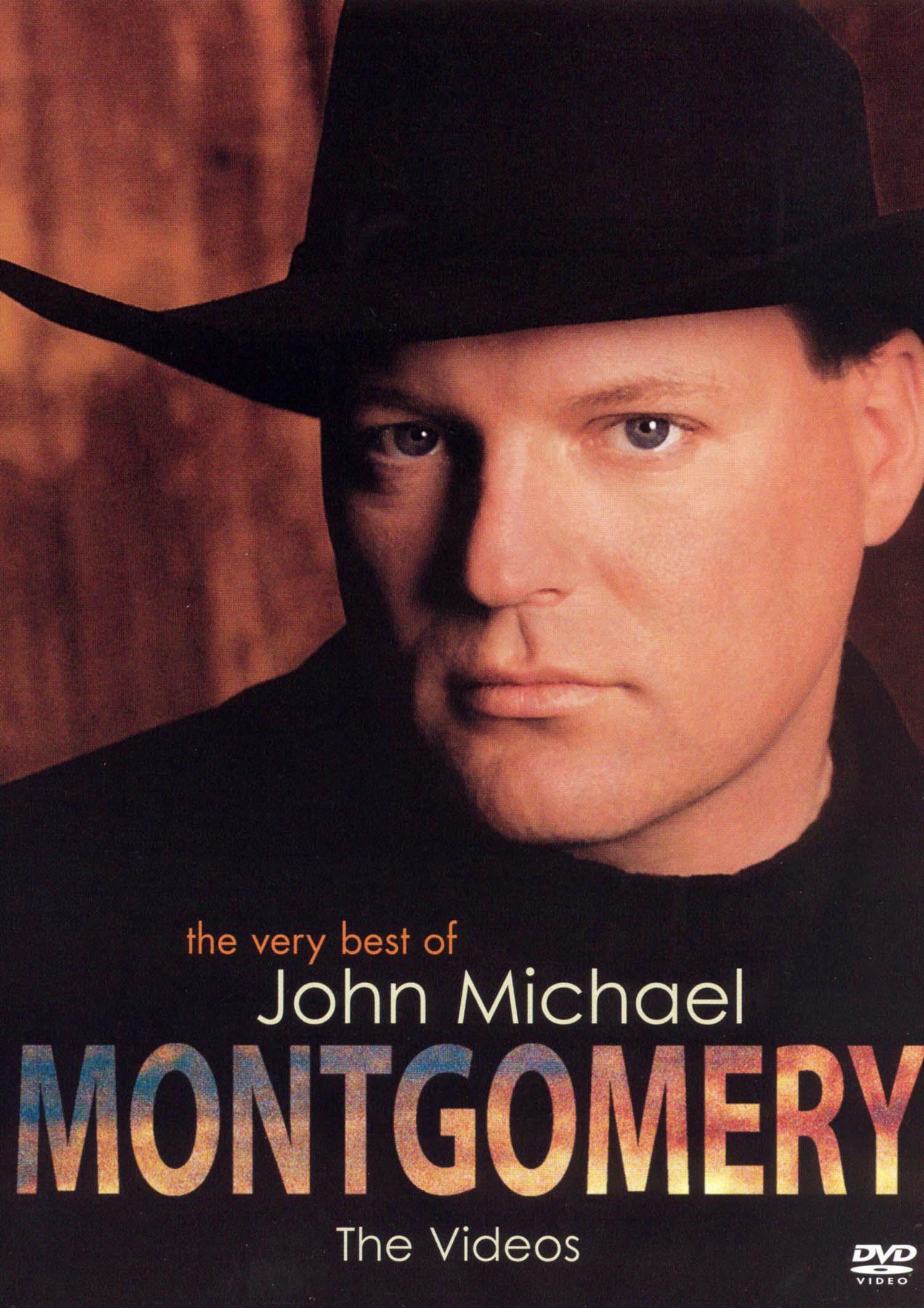 John Michael Montgomery: The Very Best of John Michael Montgomery - The Videos