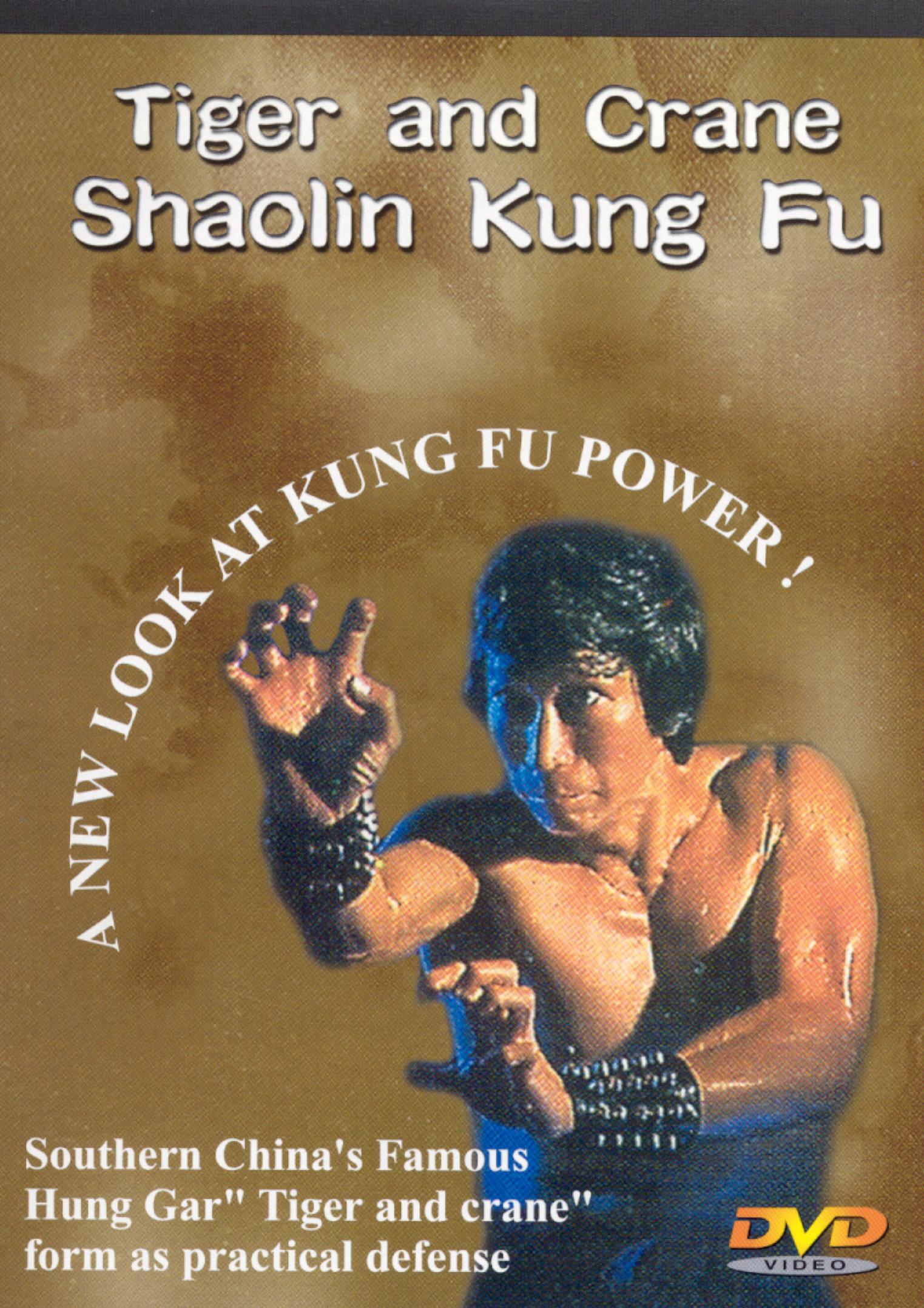 Tiger and Crane Shaolin Kung-Fu