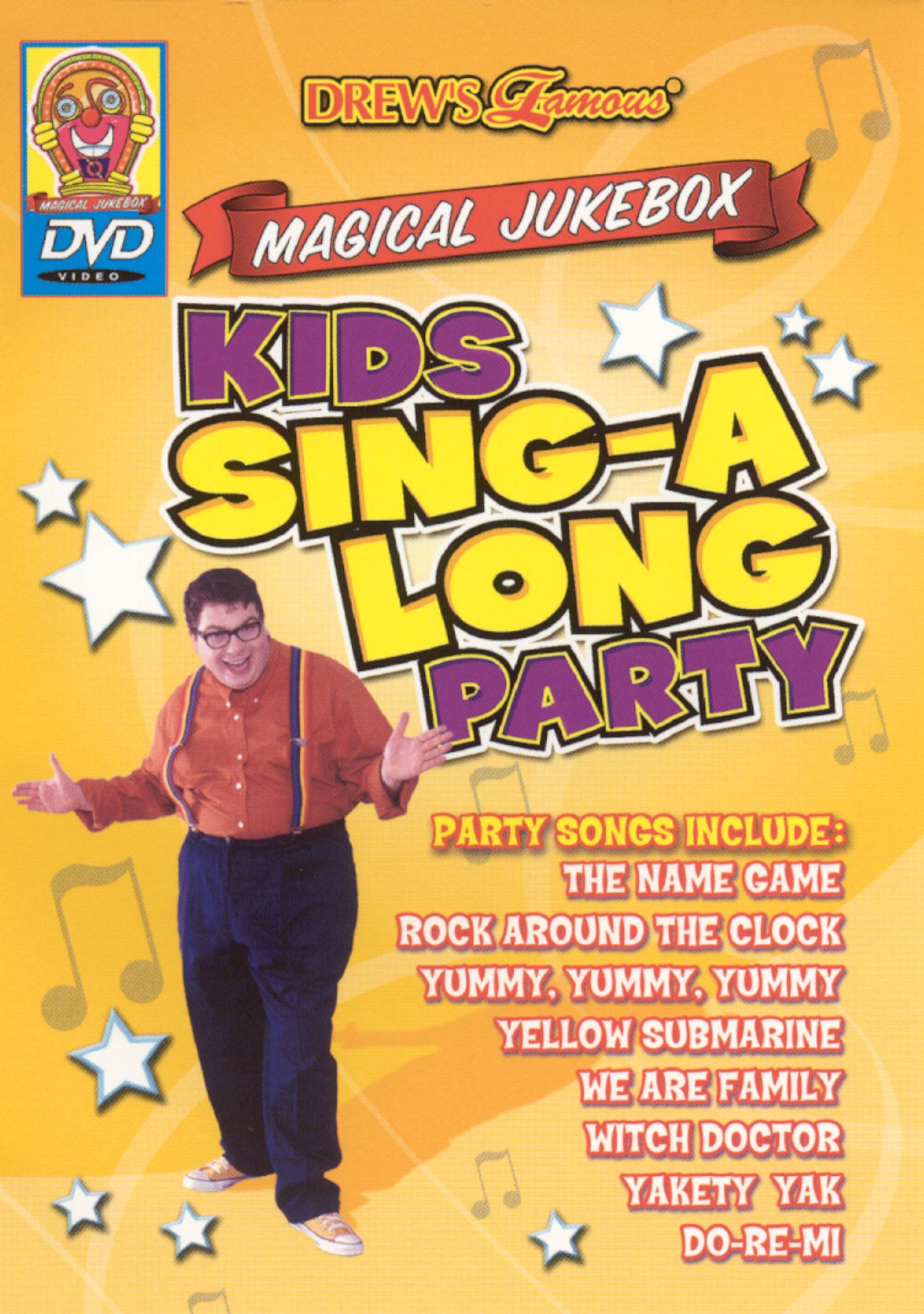 Drew's Famous Sing-A-Long