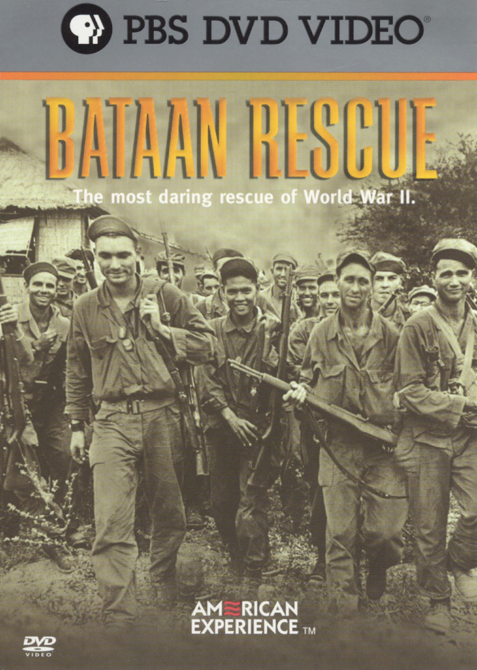 American Experience: Bataan Rescue
