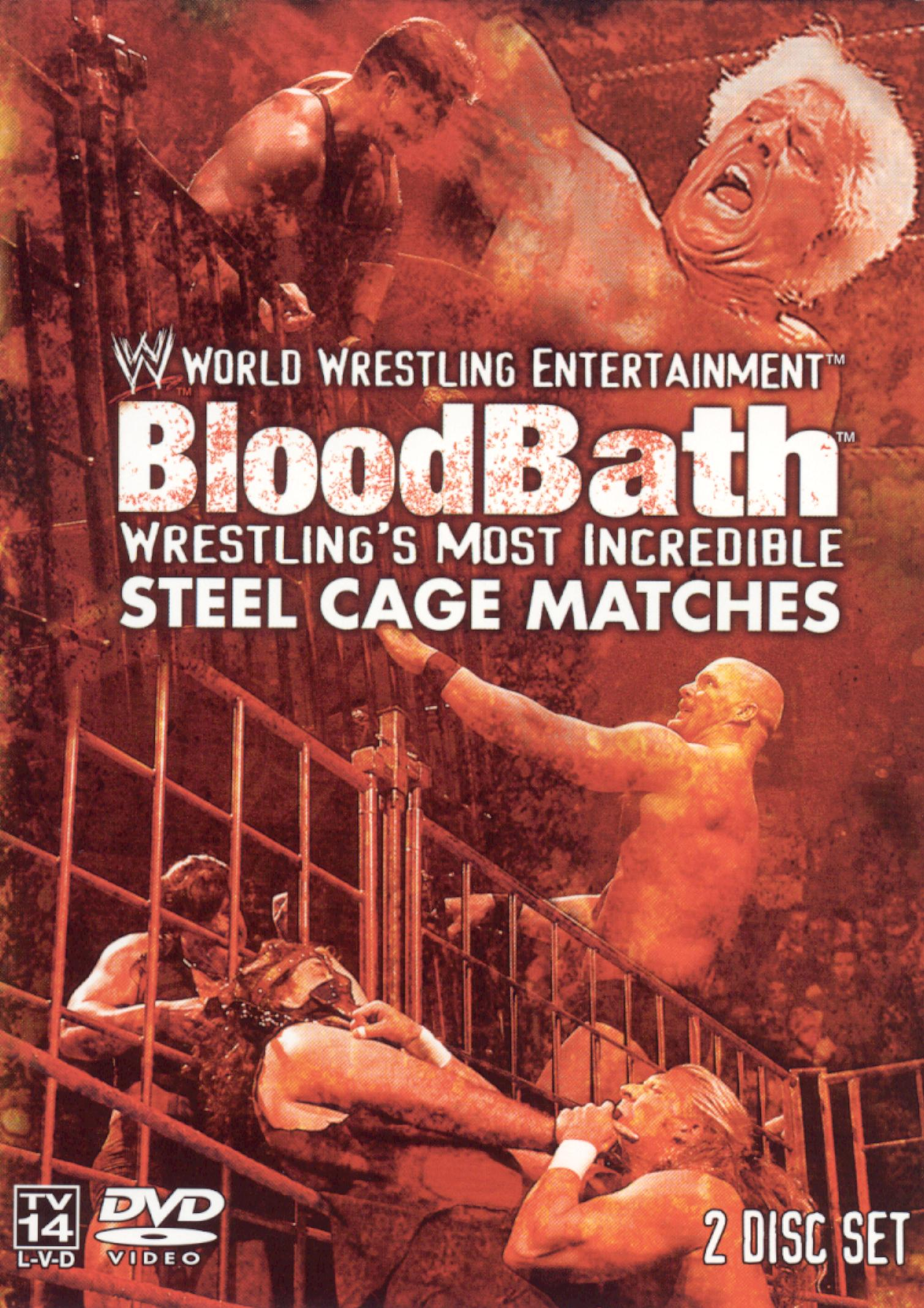 WWE: Bloodbath - Wrestling's Most Incredible Steel Cage Matches