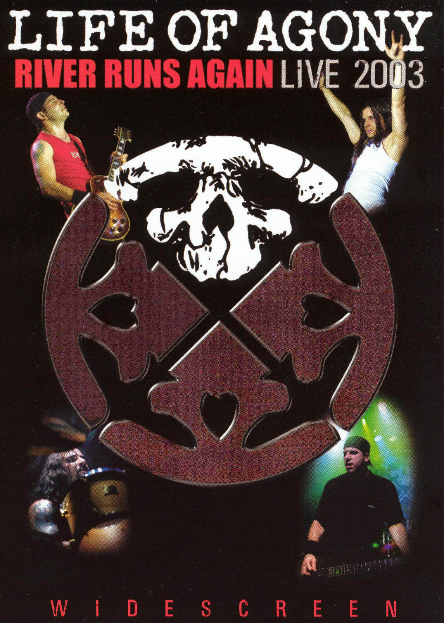 Life of Agony: River Runs Again - Live 2003