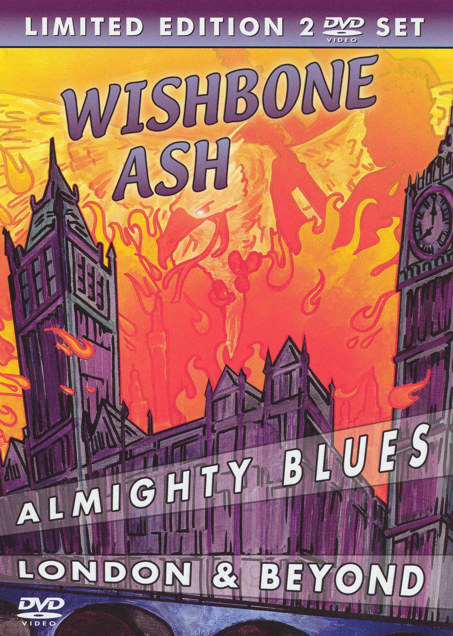 Wishbone Ash: Almighty Blues - London & Beyond