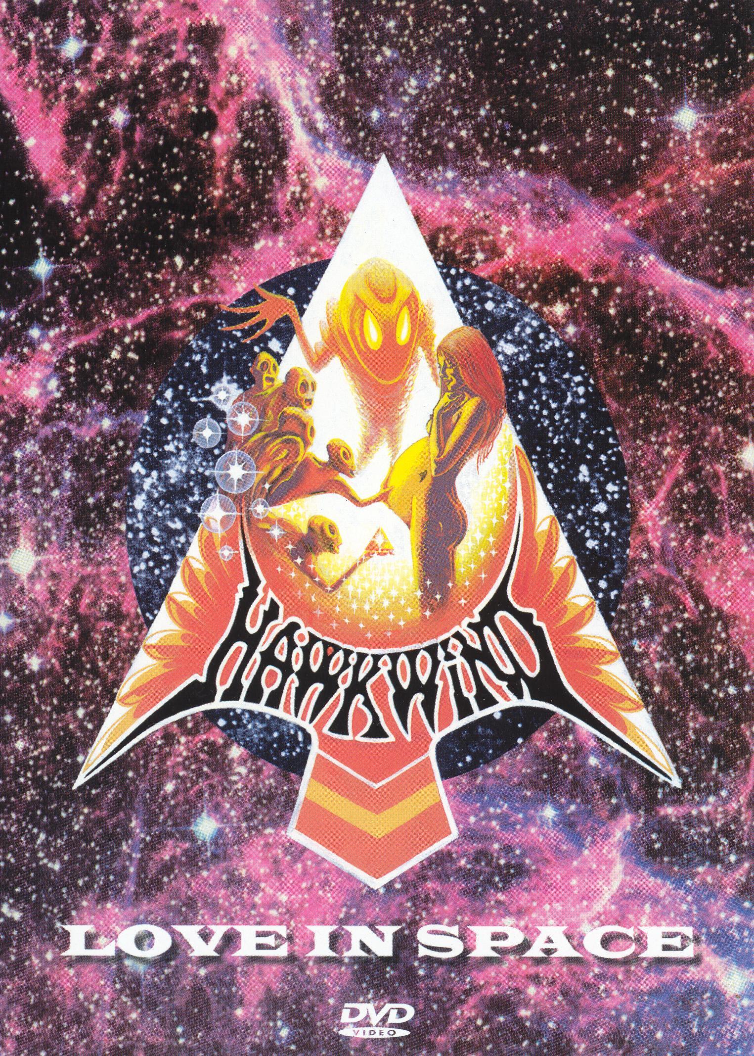 Hawkwind: Love in Space