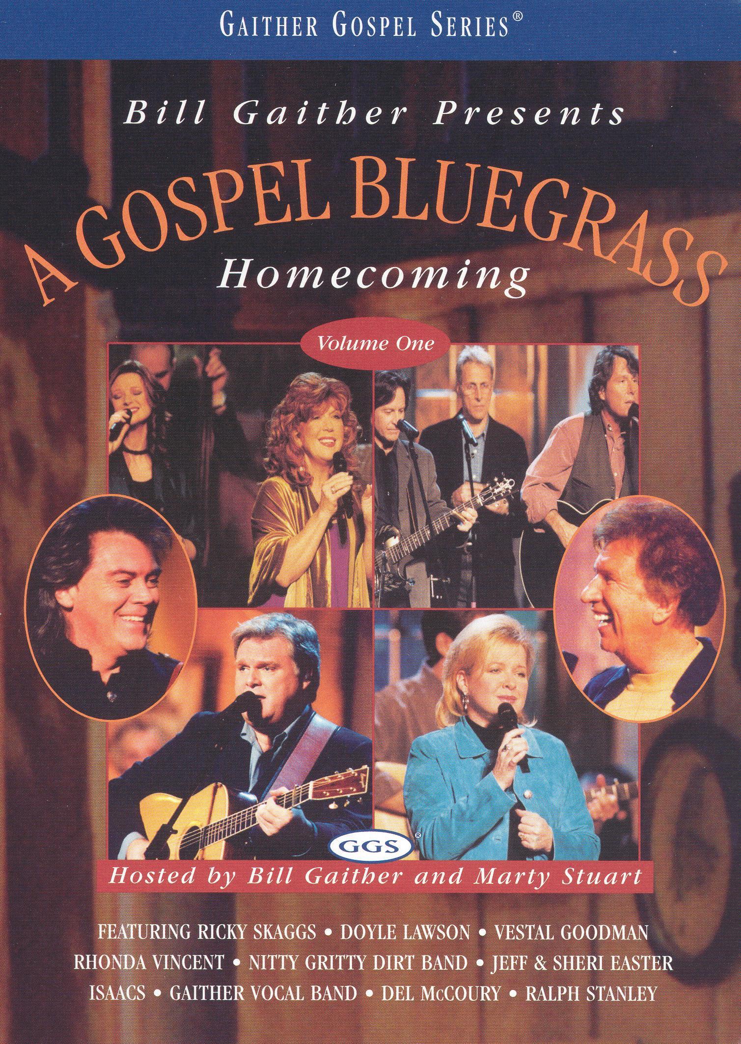 A Gospel Bluegrass Homecoming, Vol. 1