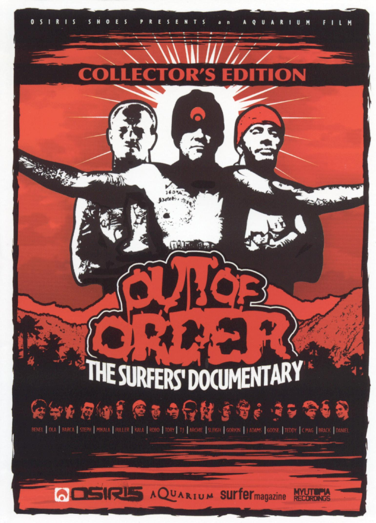 Out of Order: The Surfers' Documentary
