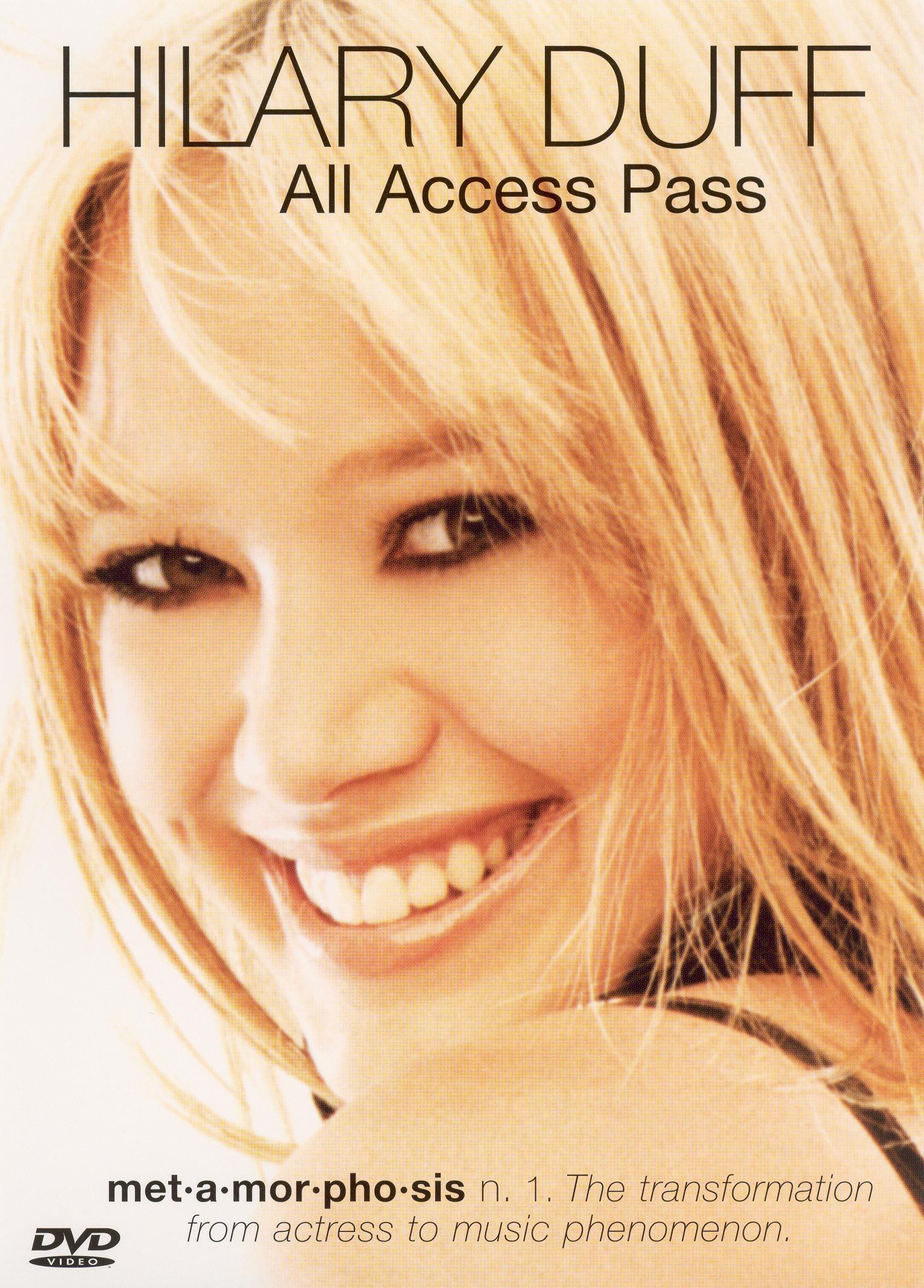 Hilary Duff: All-Access Pass