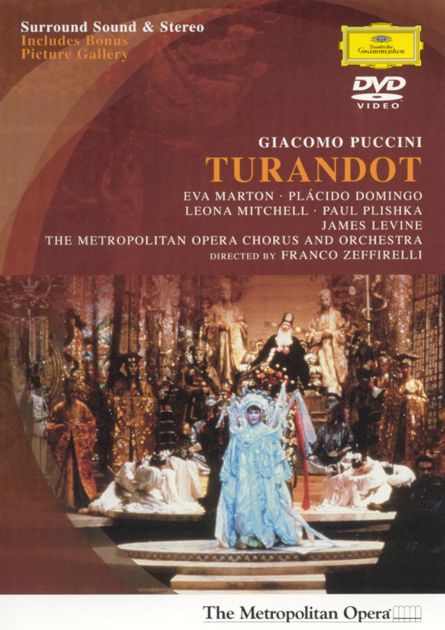 Turandot (The Metropolitan Opera)
