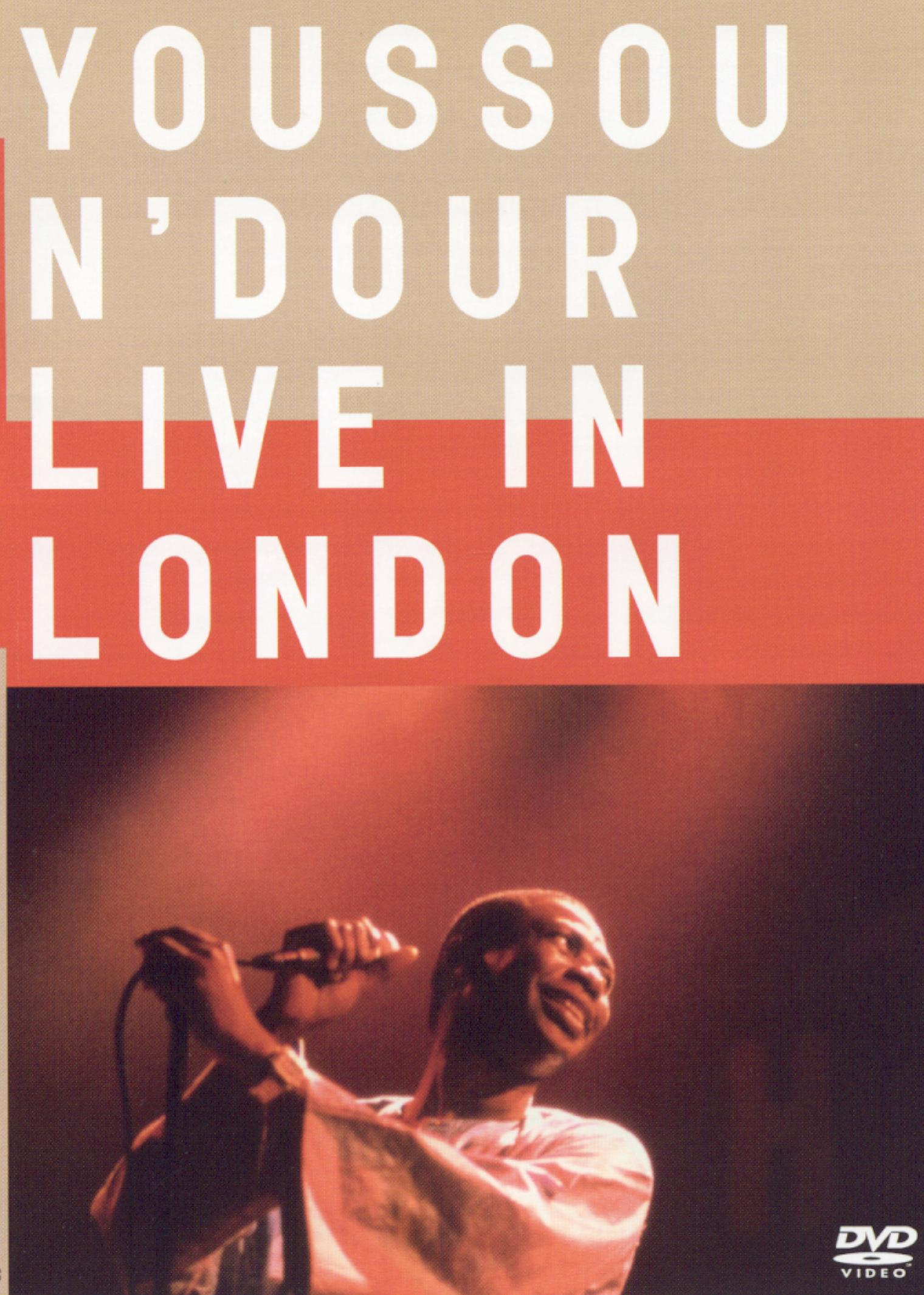 Youssou N'Dour: Live in London