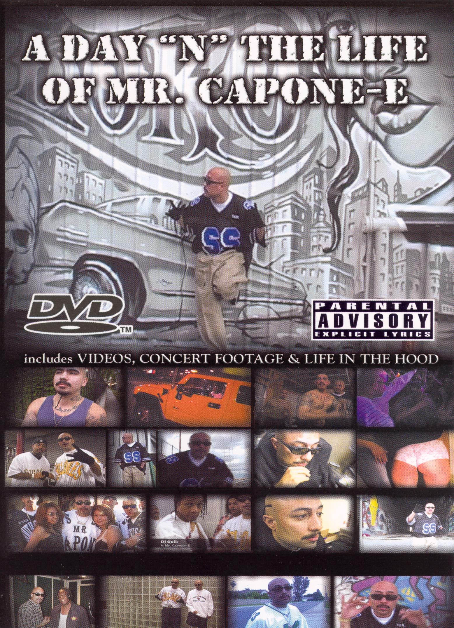 Mr. Capone-E: A Day 'N' the Life of Mr. Capone-E