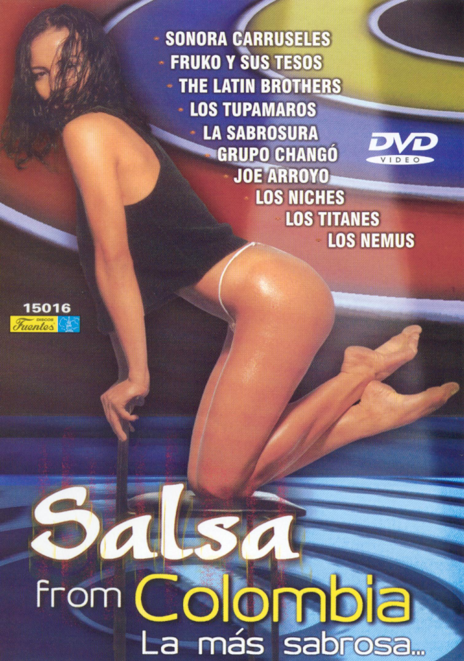 Salsa from Colombia: La Más Sabrosa