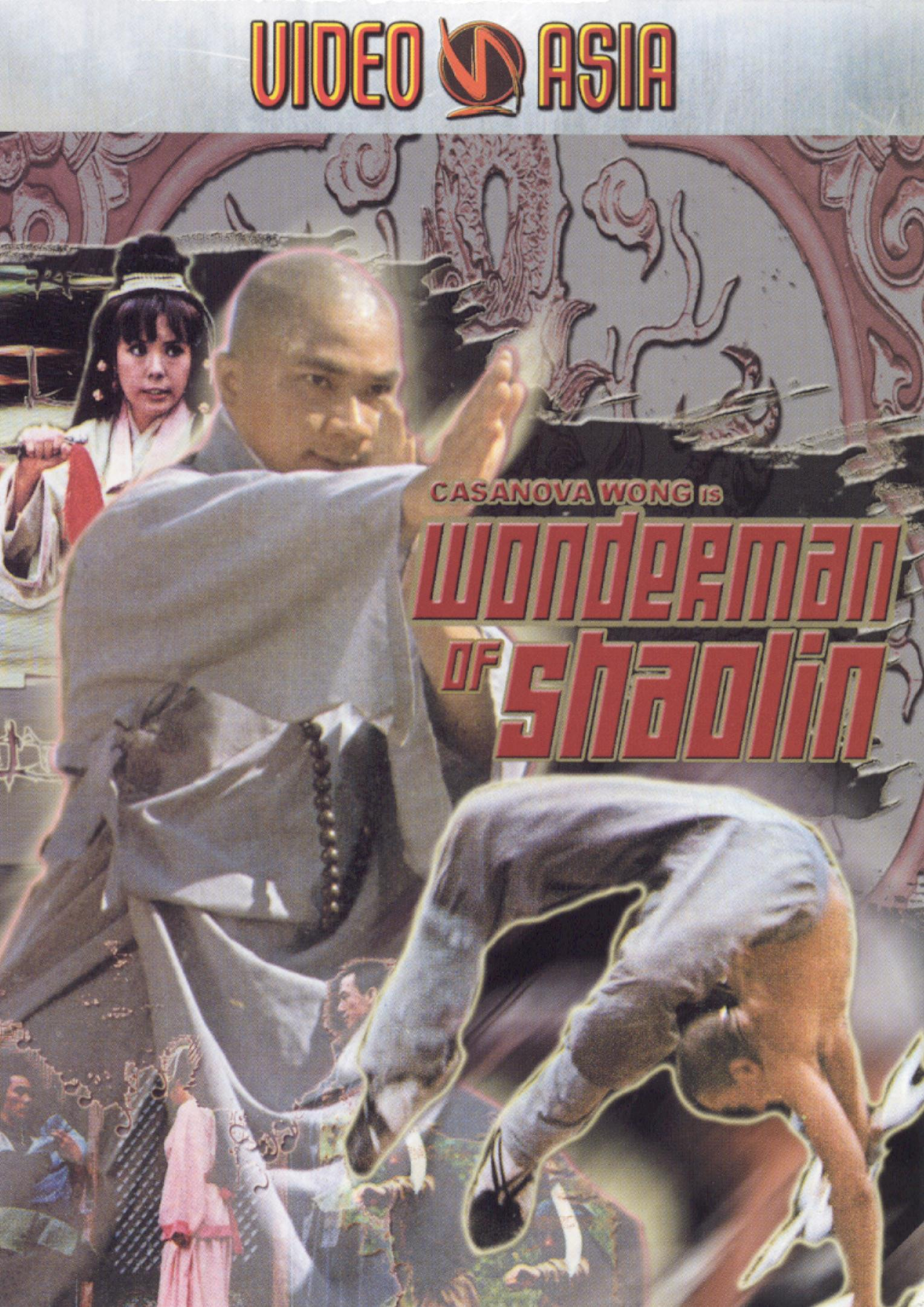 Wonder Man of Shaolin
