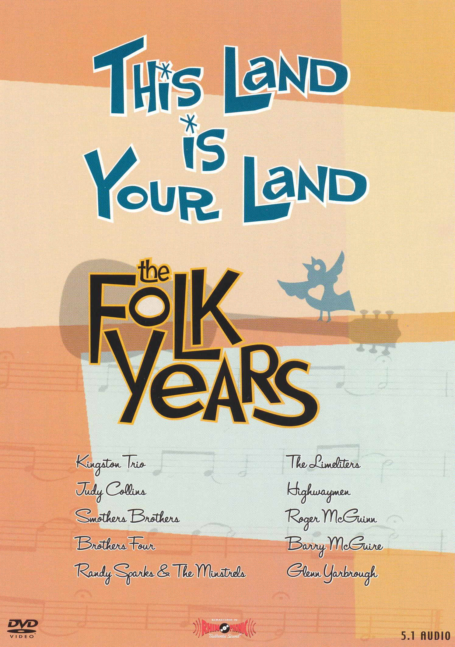This Land Is Your Land: The Folk Years