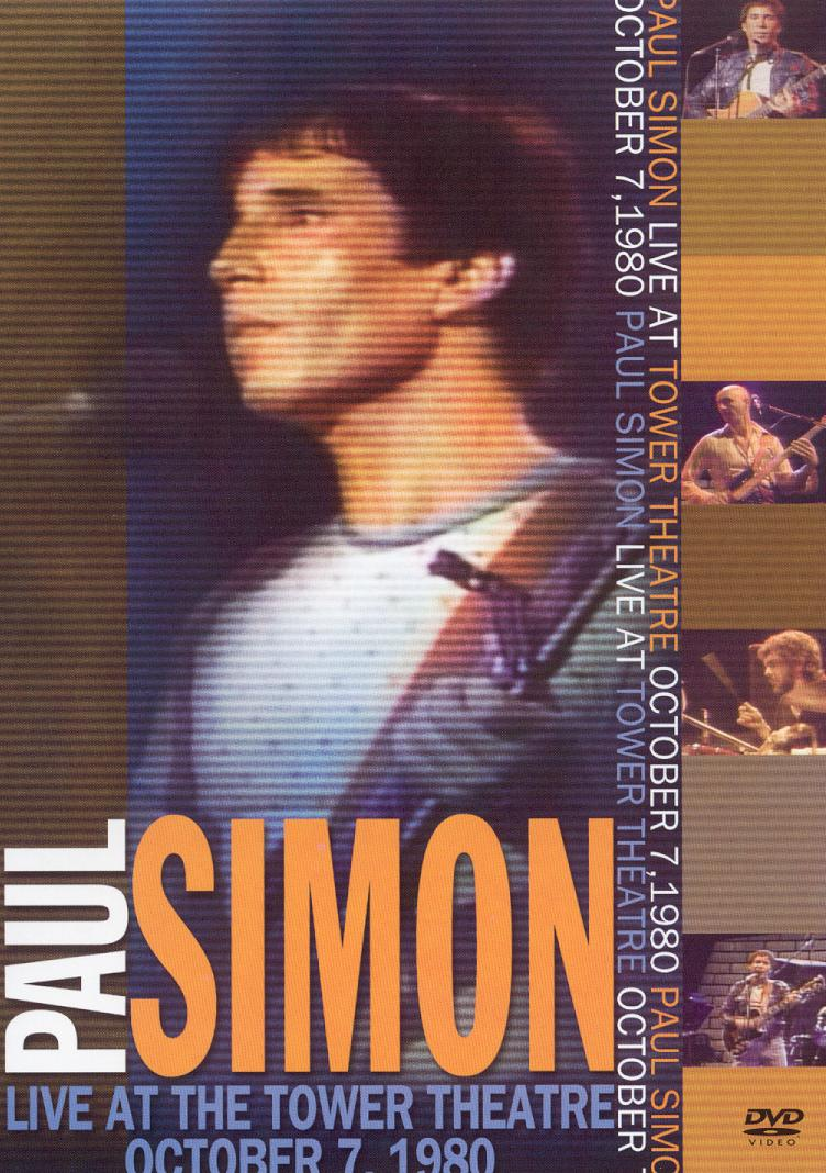 Paul Simon: Live at The Tower Theatre