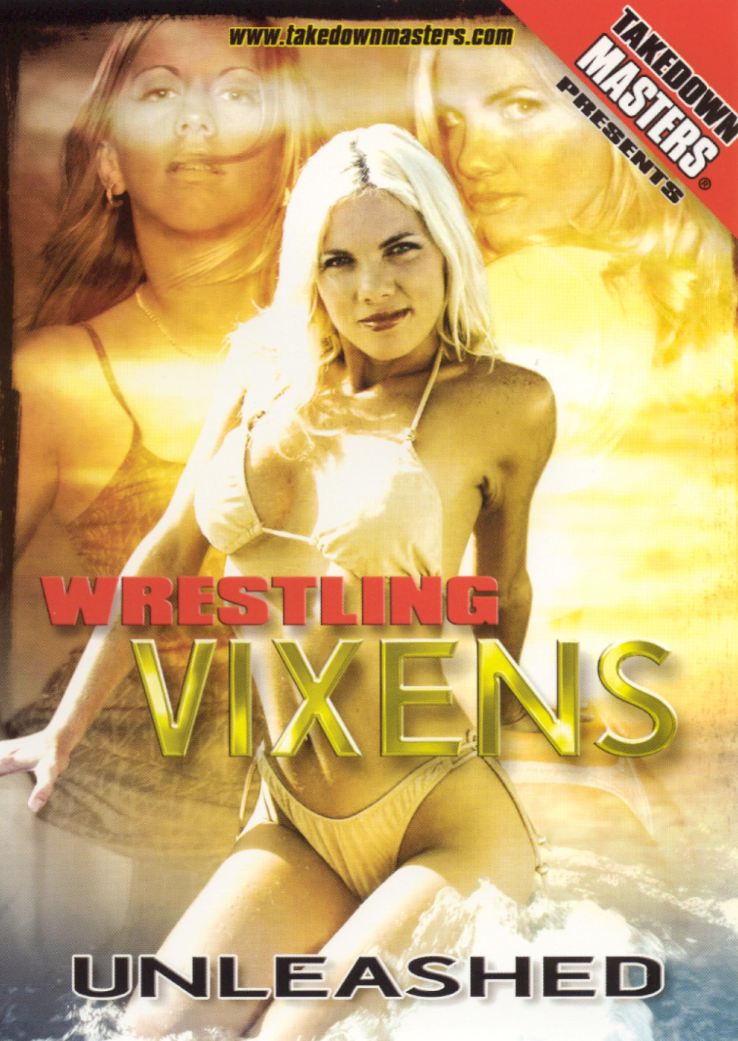 Takedown Masters: Wrestling Vixens Unleashed