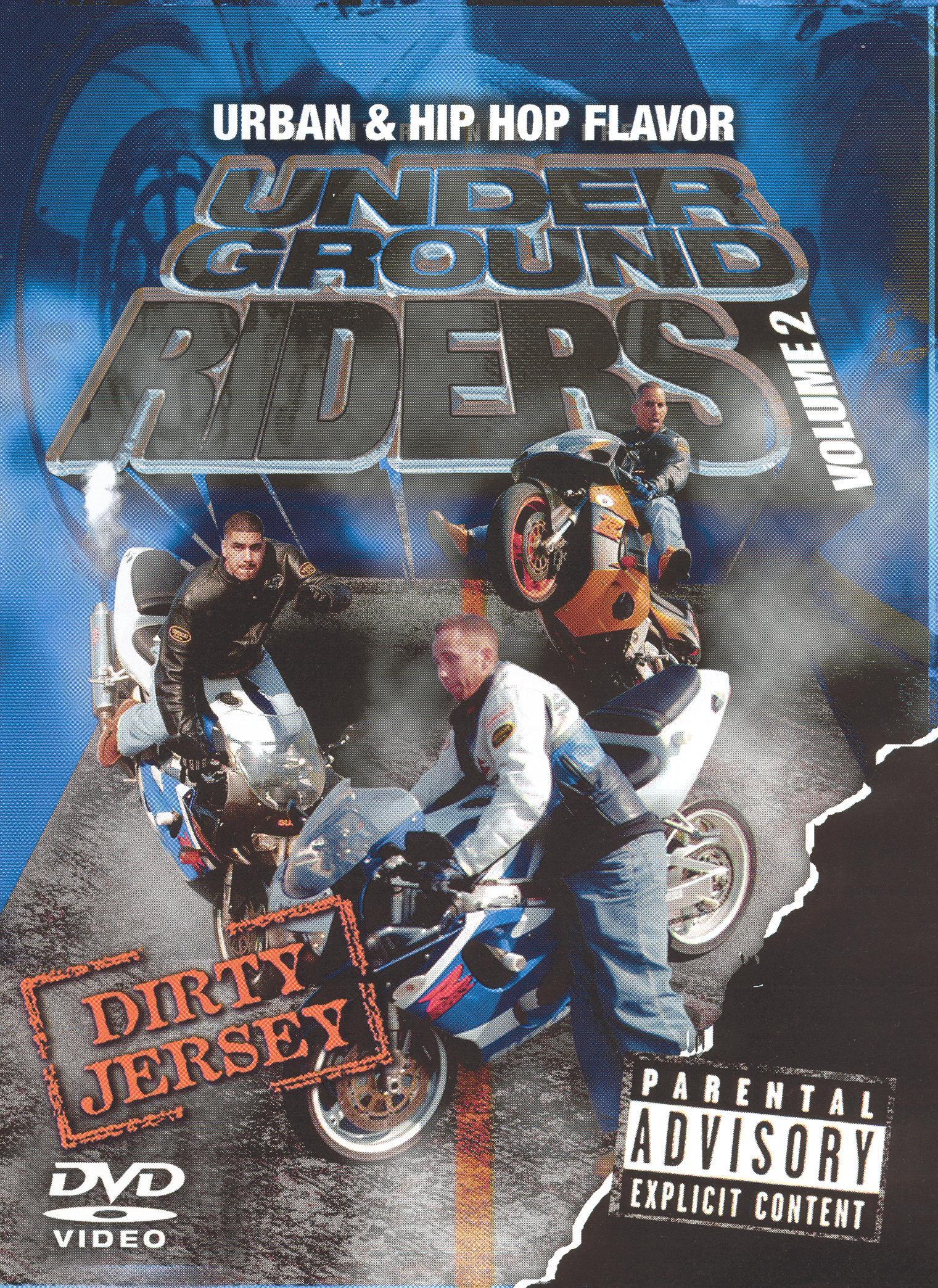 Underground Riders, Vol. 2