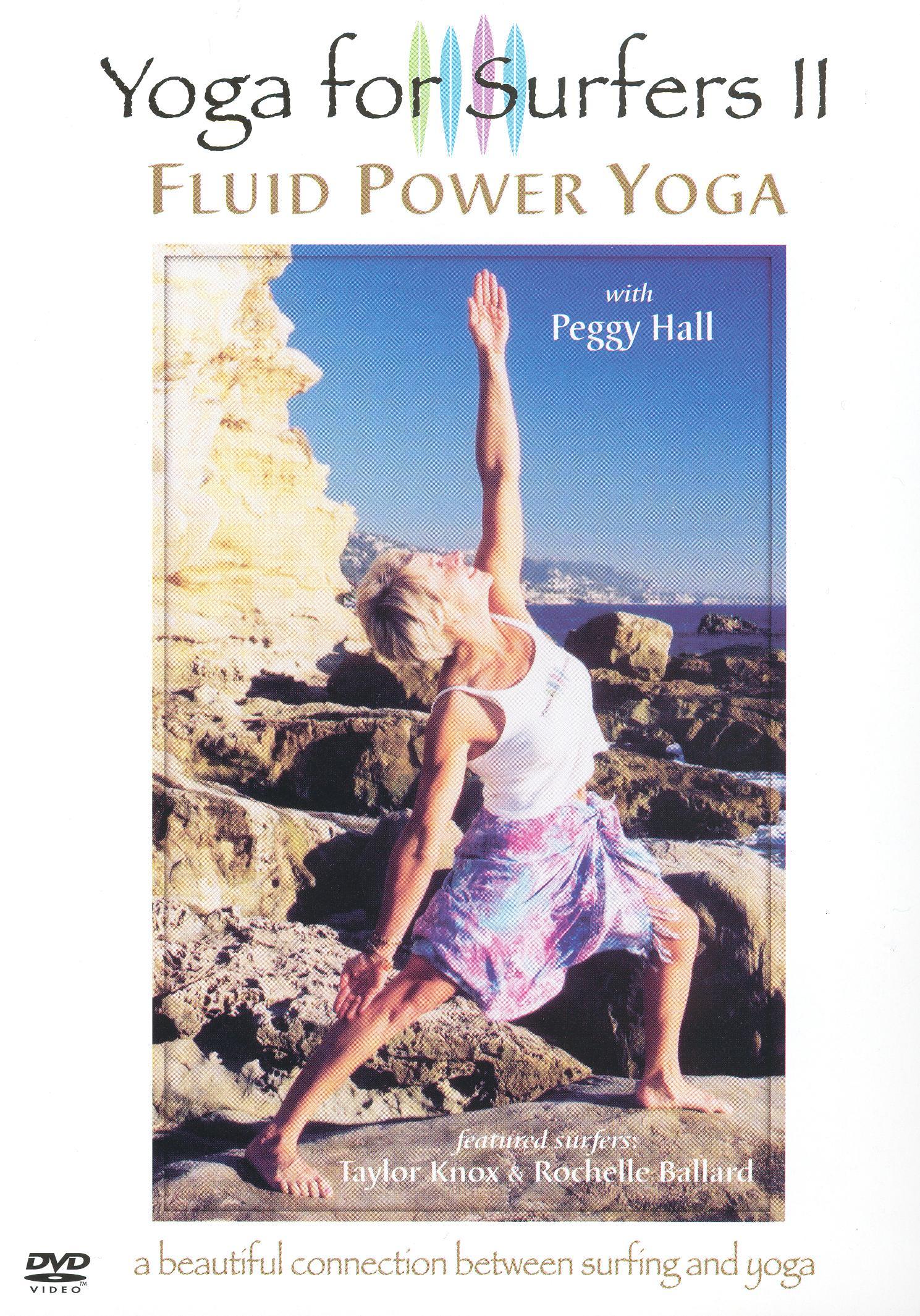 Yoga for Surfers II: Fluid Power Yoga