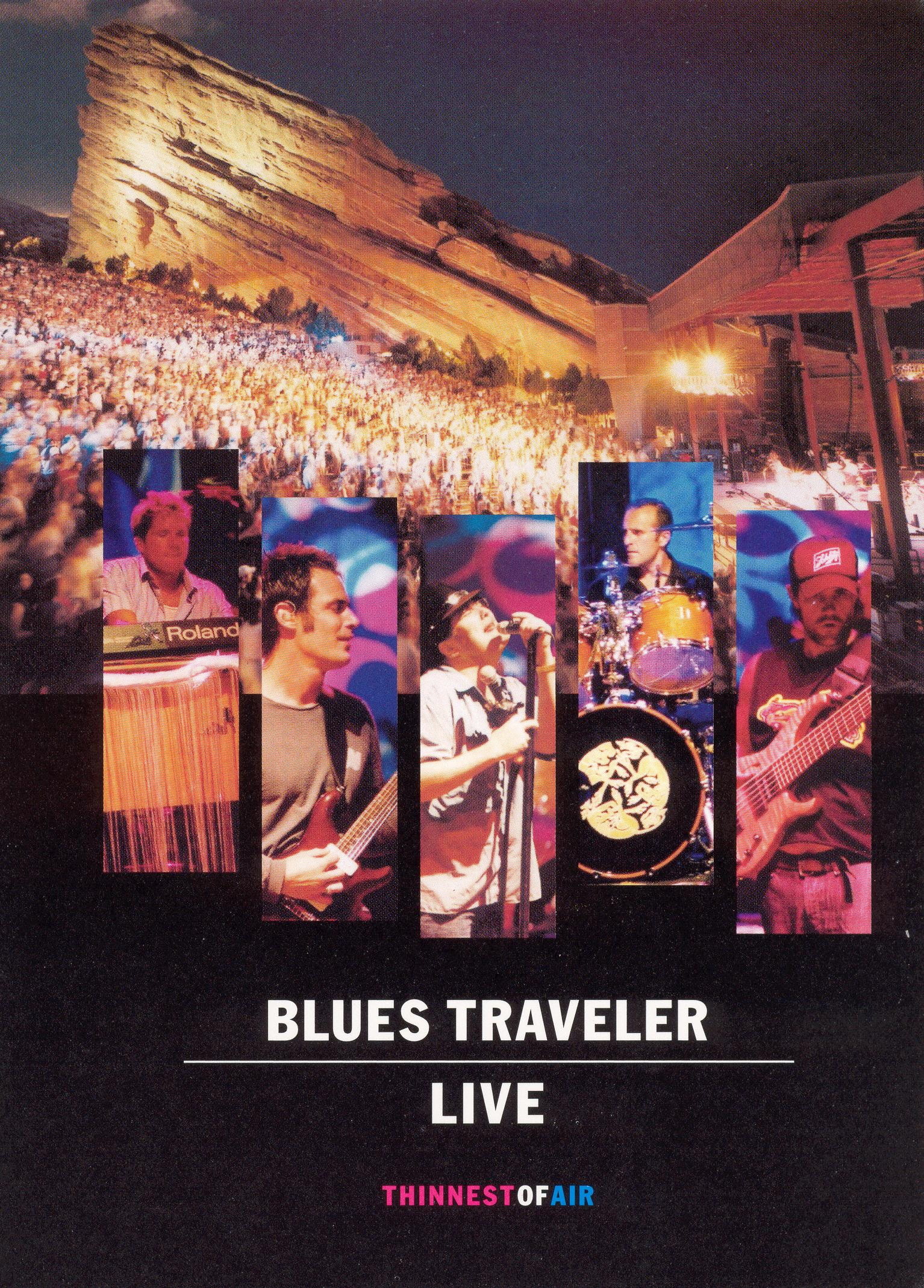 Blues Traveler: Live - Thinnest of Air