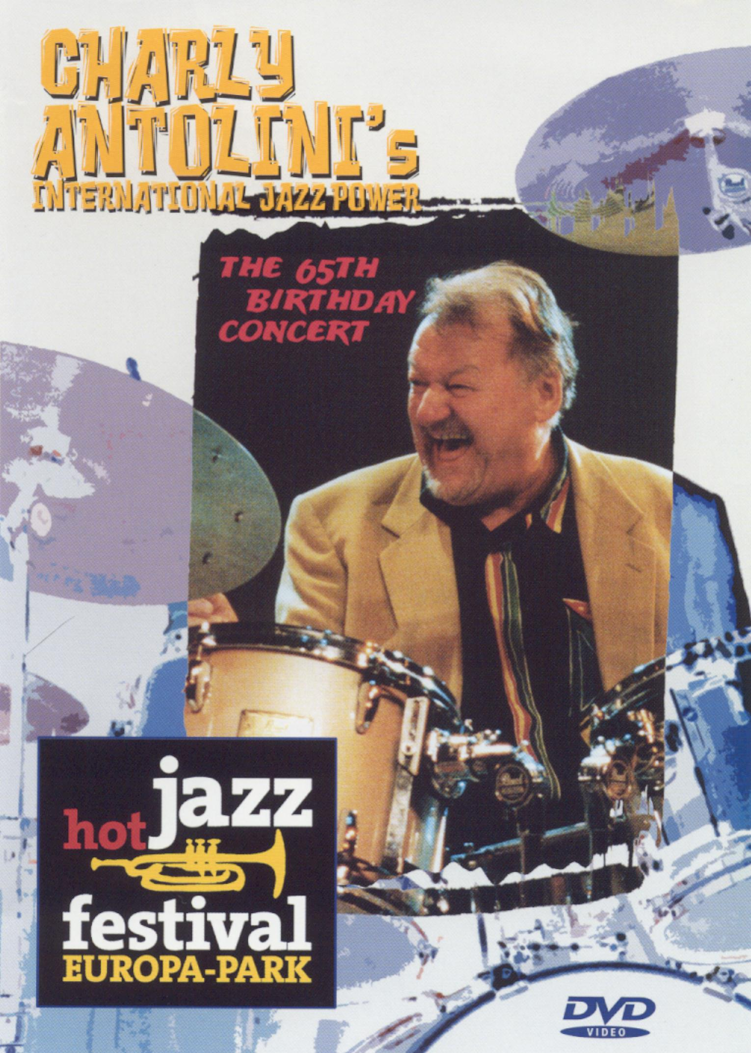 Charly Antolini's International Jazz Power: Hot Jazz Festival - Europa-Park