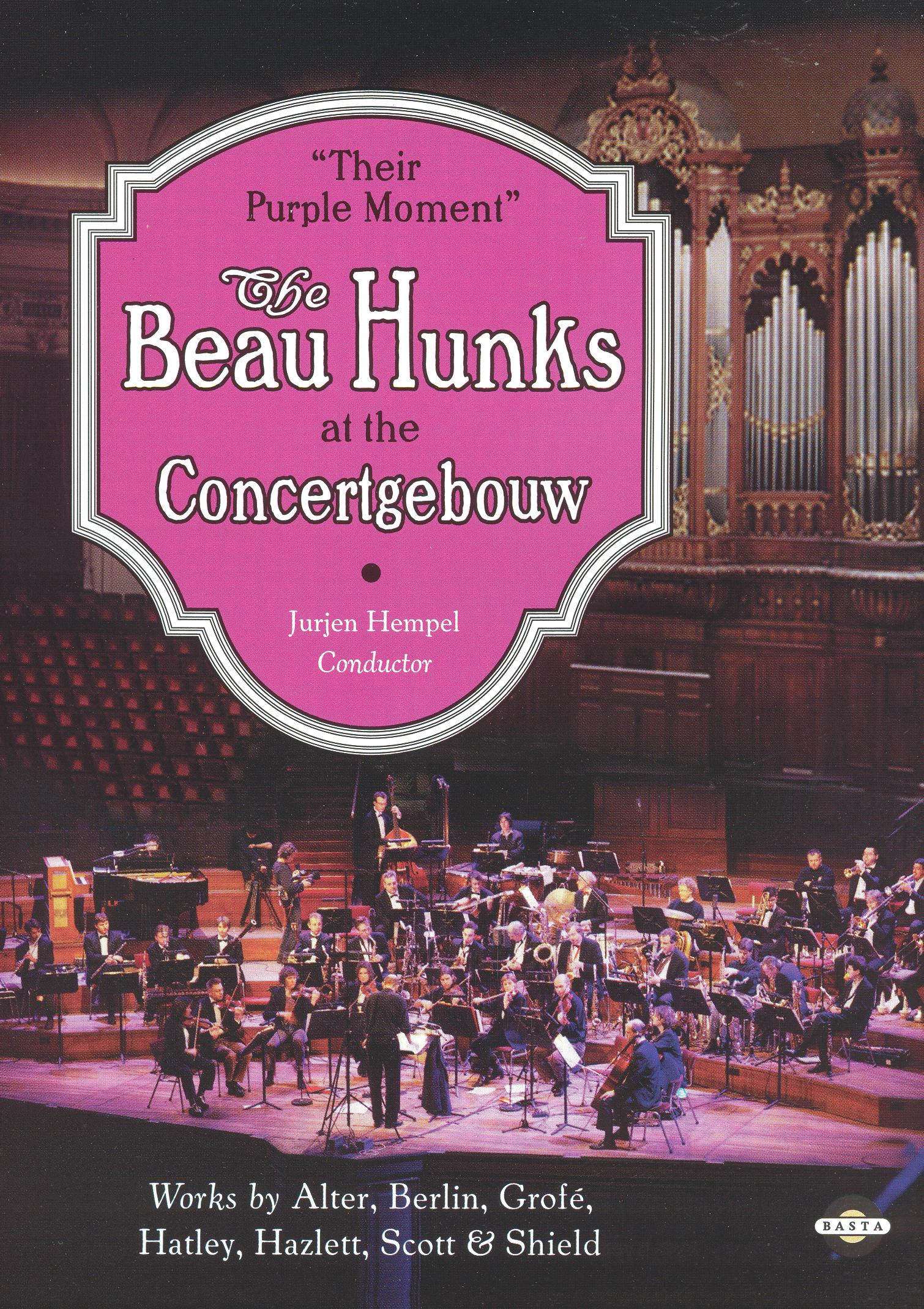 Beau Hunks: Live at the Concertgebouw